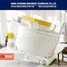MX15 vertical feed mixer for chemical industry with 500l capacity