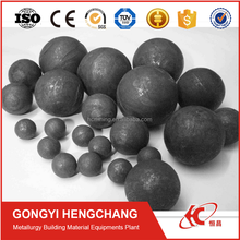 Hot Rolling Forged chrome steel ball for ball mill part