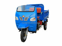 Cargo diesel tipper Tricycles made in china