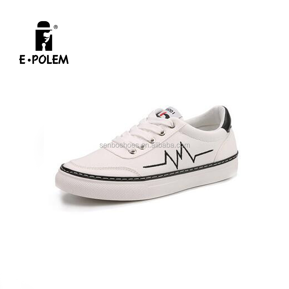 Top selling men vulcanized sneakers shoes 2016