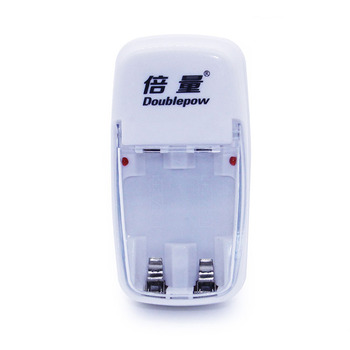 2 Slots B01 LED Rapid Charger for 1.2V AA/AAA Ni-MH/Ni-CD Rechargeable Battery