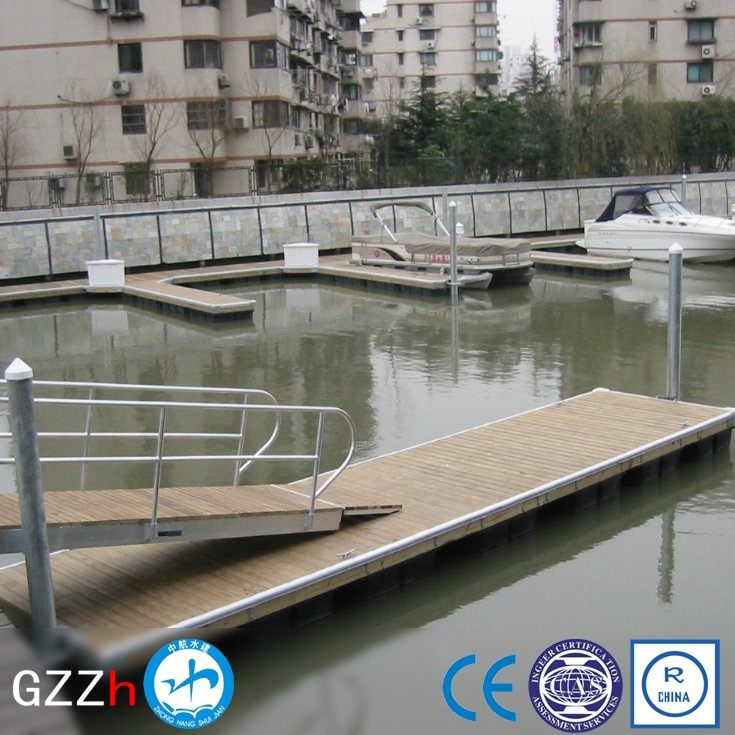 durable steel pontoon floats
