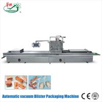 HUALIAN Best Design Chinese Equipment Electric Food Vacuum Blister Packaging Machine