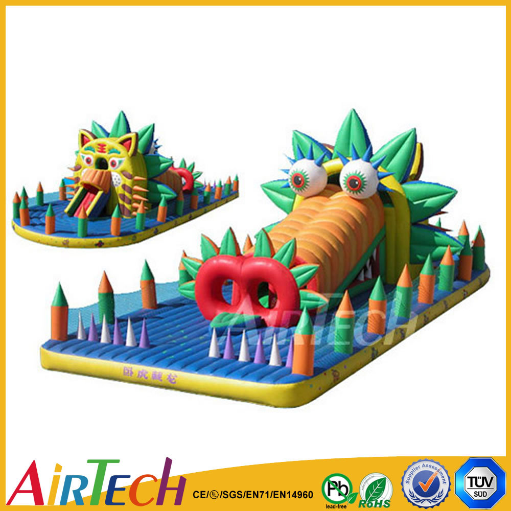 high quality cheap lovely animal fun city for kids