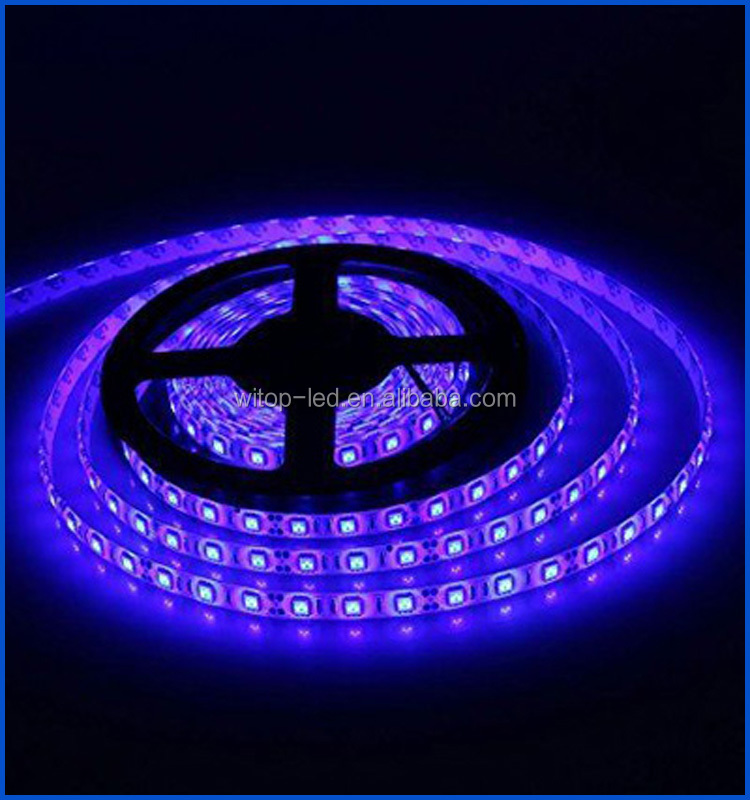 led tape waterproof 12 v led strip 5050rgb 60led