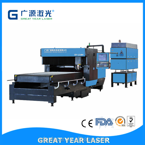 Competitive price!!Wood die board laser cutting machine1200*1800mm working size