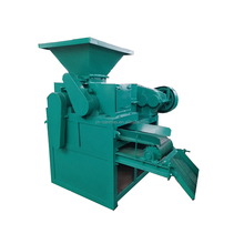 low cost and high profits in barbecue market of coal ball press machine