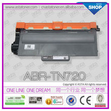 tn-720 for toner cartridge consumables TN720 for brother printer