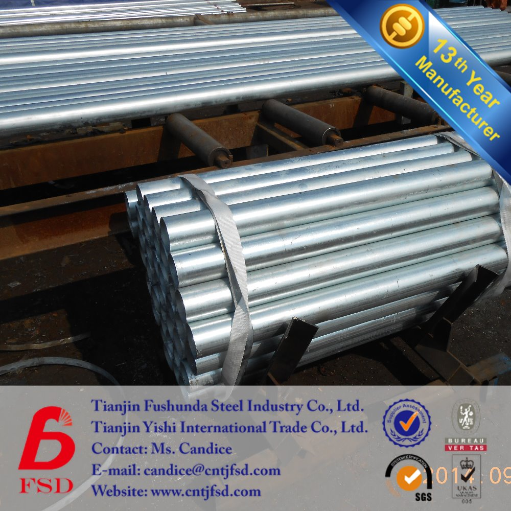 online shopping of bs1387 class b galvanized steel pipe di pipe