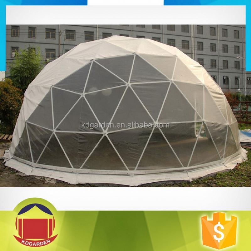 Rip-Stop Canvas Dome Tent