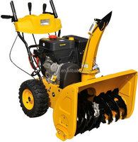 cheap Gas snow throwers with 11hp loncin engine