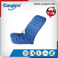 CARGEM Blue Breathable Heated Car Seat Cushion