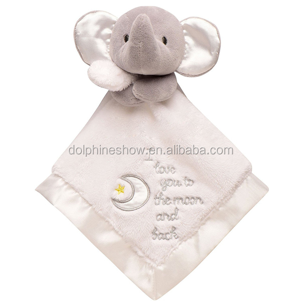 Custom Animal Teddy Bear Baby Soft Face Towel 100% Cotton Towels