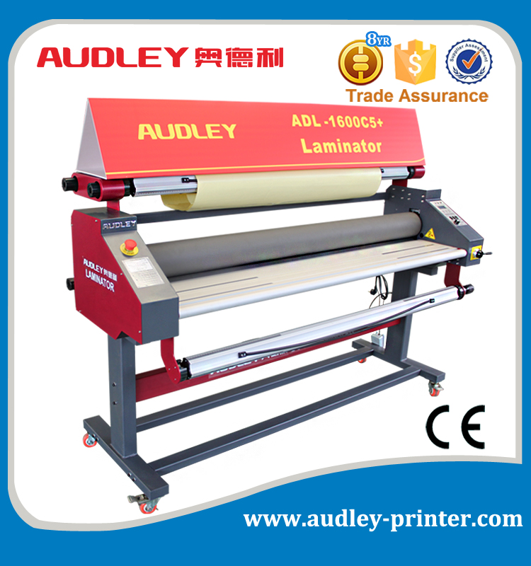 Automatic cold laminating machine,Audley Cold Laminator ADL-1600C5+
