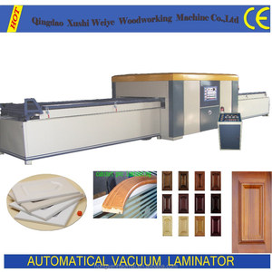 furniture press vacuum machine automatic woodworking vacuum machine wooden veneer dry vacuum laminating machine