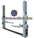 New Arrival SAE-40 electrical single side lock release car lift workshop equipment