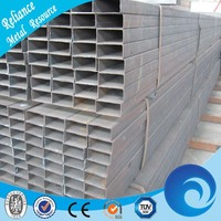 FENCE OF WELDED MILD RECTANGULAR STEEL TUBE