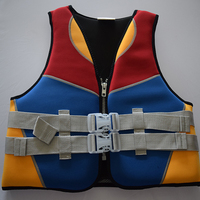 Wholesale Professional Neoprene Printing Life Jacket