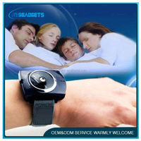 infrared detect snore stopper ,H0T078 anti snoring wristband