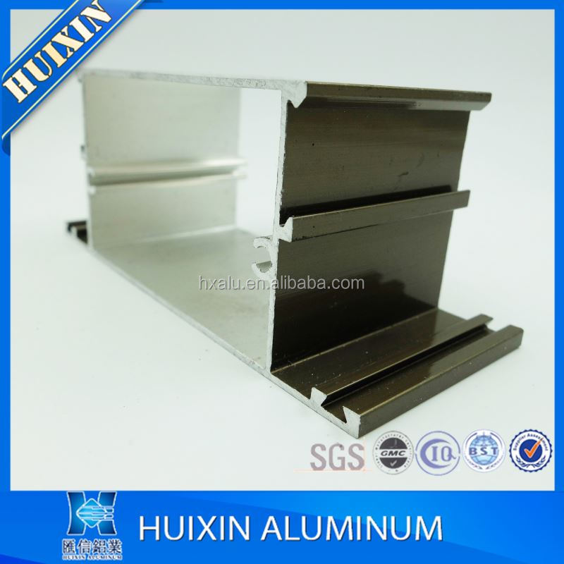 Anodized Aluminum Enclosure Box/Heatsink Shell/Extruded Profiles
