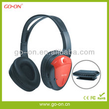 Built-in Mic FM wireless headset with VHF system