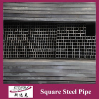 Metal products hot sale square steel pipes