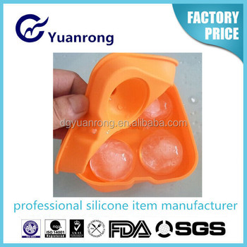 Homeware Silicon Freezers Ice Cube Tray for Bars and Wine Suppliers