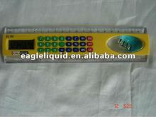 acrylic promotion yellow custom plastic folding rule