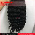 VIP Sister Hair deep curly lace wig ,raw indian curly hair.