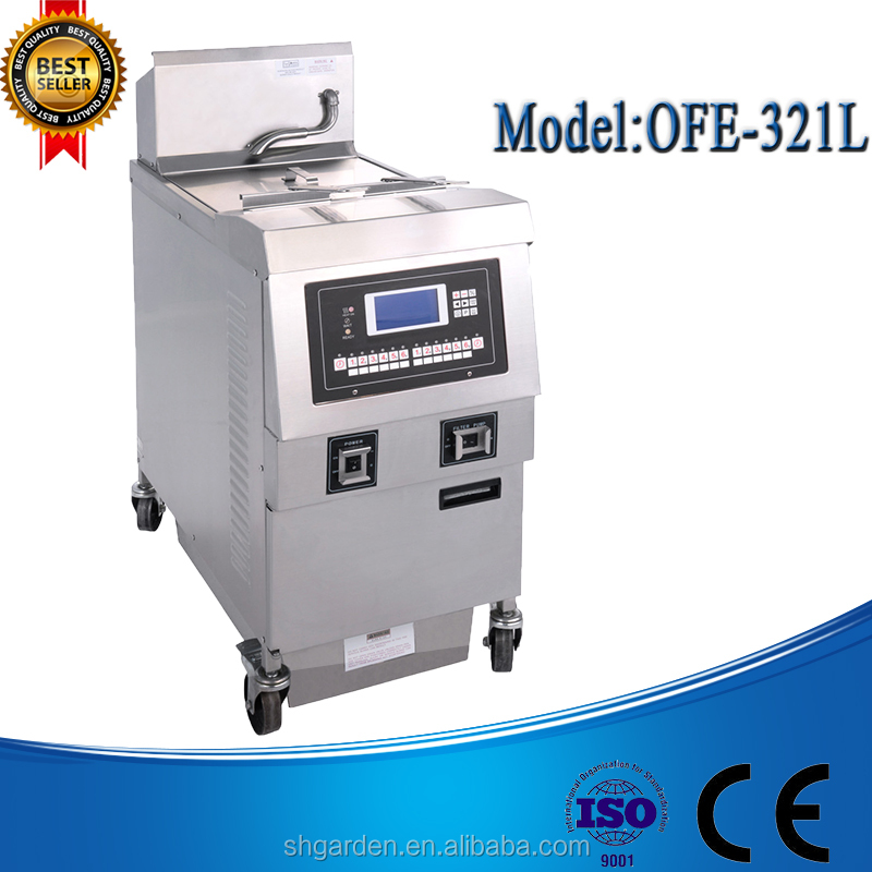 chinese manufacturer CE ISO churro machine and fryer