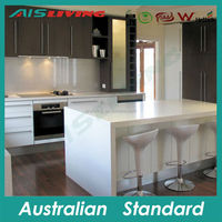 AIS-KC-246 aluminium kitchen cabinet frames, Australian kitchen cabinets, Guangdong supplier