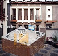 luxurious 110V 220V and 380V whirlpool spa