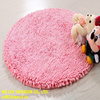 machine 3d decorative chenille mats