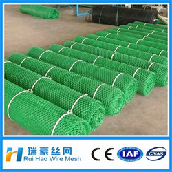 plastic construction mesh/Strong Plastic Flat Mesh(ISO9001)/HDPE Anti-UV Plastic Flat Netting Manufacturer