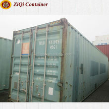 40HC container used price and CSC Certification used shipping cargo containers