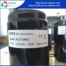 Powerful Reki R134A+Bldc+Compresor Compressor for Air Conditioning Units Characteristics