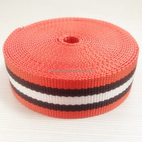 high strength polyester webbing for safety harness