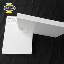Jinbao 3mm 5mm 4'x8' pvc foam sheet eva foam plastic board for sign