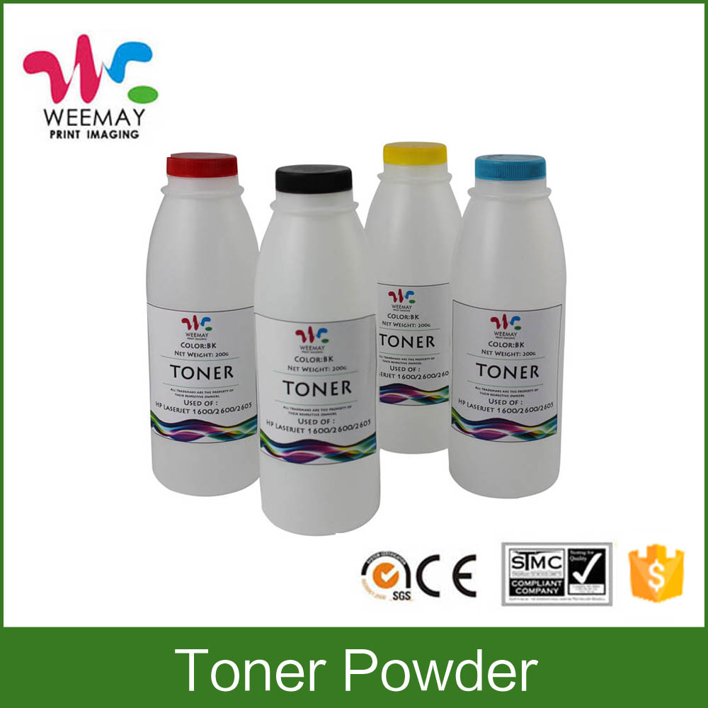 Bottle color toner powder for Xerox CP105b/205/205/CM205b