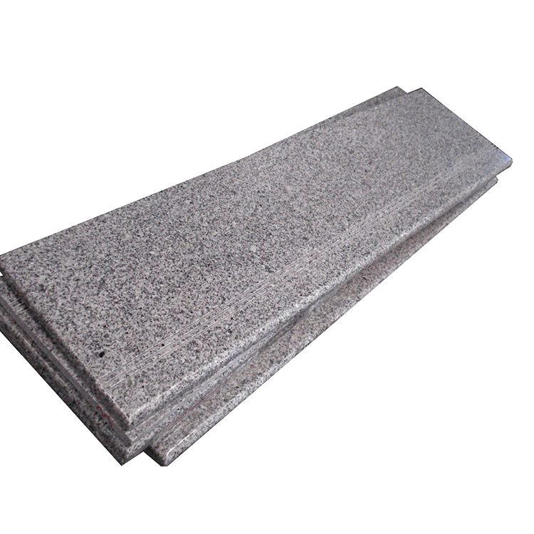 Hot Selling China Natural Granite G603 Stair And Treads for Exterior