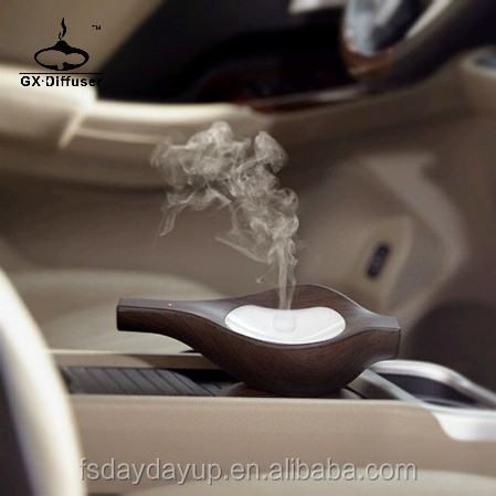 GX Diffuser GX-B01 car aroma diffuser/ humidifier ultrasonic/ air freshener for car