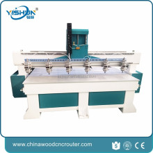 portable stone router machine metal carving and cutting mini cnc lathe machine multi spindle