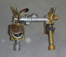 Proportional Valve for Flue Type Gas Water Heater
