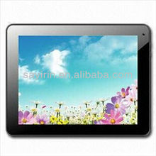 Allwinner A13 tablet 8GB flash 9.7inch android 4.1 tablet