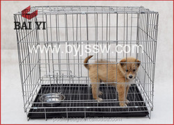 High Quality Galvanized Steel 4ft Dog Kennel Cage