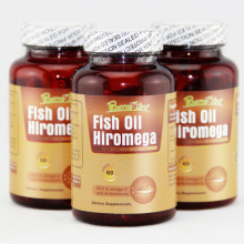 China supplier deep sea fish oil omega 3 capsule