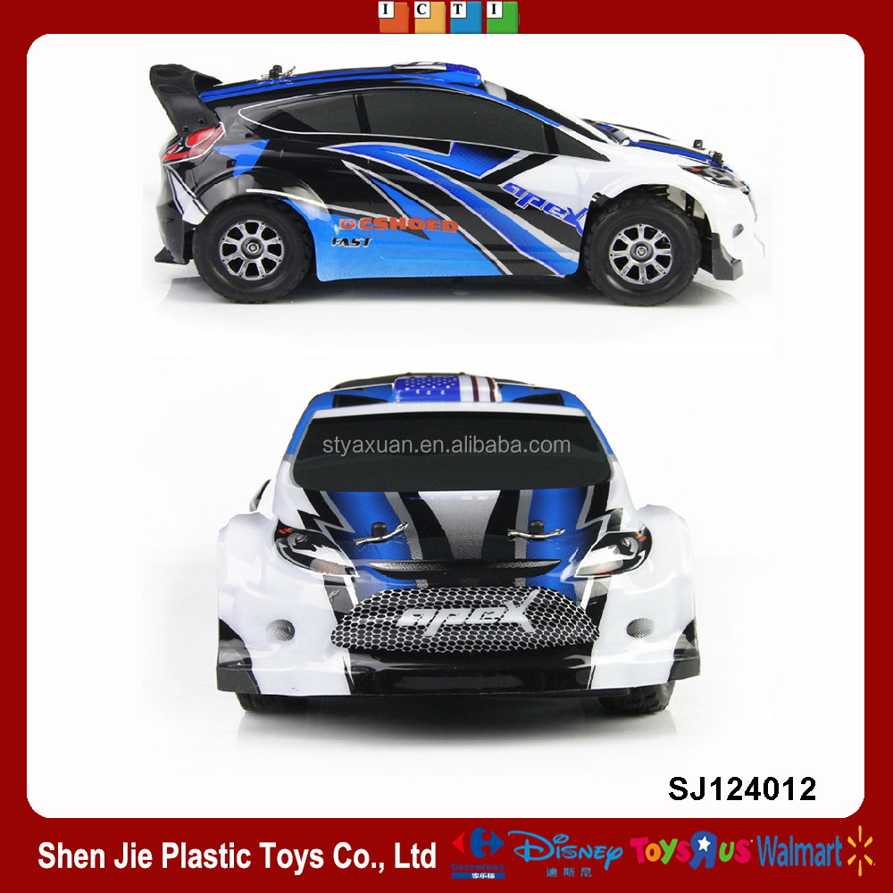 Racing RC Car Electric Car 4WD 2.4GHz Drift Toys 1:18 Remote Control Car High Speed 50km/h