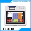 China factory promotional 12 inch touch screen pos cheap cash registers