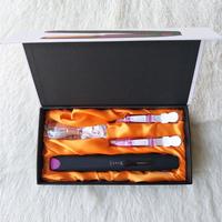 Rechargeable mini hair straightener Wireless USB Hair Iron Power Bank Flat Iron Cordless Use