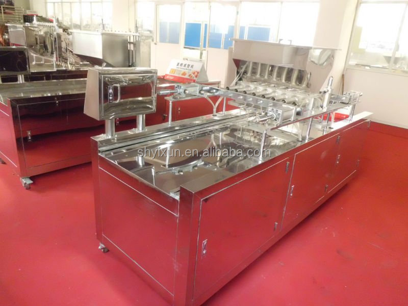 YX600 China complete cake bakery equipment